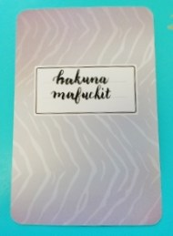 Hakuna Mafuckit - Tombow Fudenosuke Brush Pen