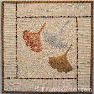"Franki Kohler, Precious Metals, 12"" x 12"", 2011"