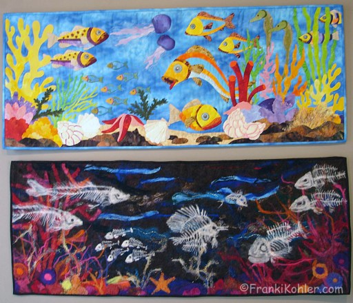Ichthyic Biosphere, Judith Parson and Kathleen Buckoski