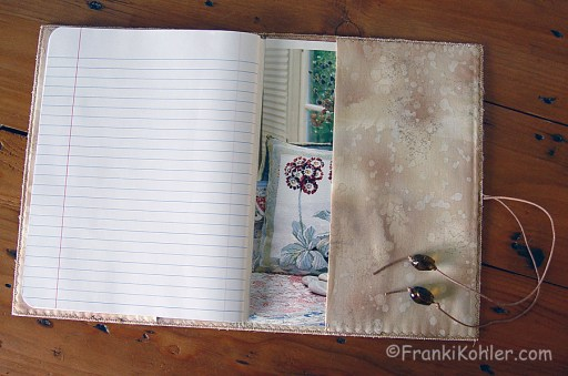Franki Kohler, Notebook inside