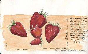 Summer Screams Strawberries