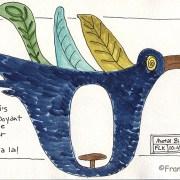 Shari's bird