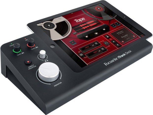 Focusrite-ITrack-Dock