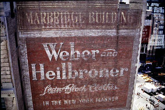 Weber & Heilbroner - Frank H. Jump