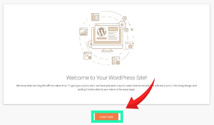 SiteGround:wordpress 網站登入