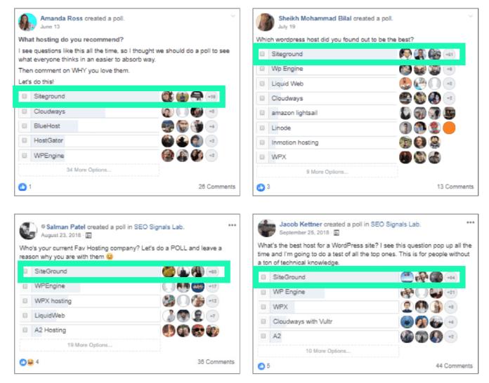 SiteGround 虛擬主機評價