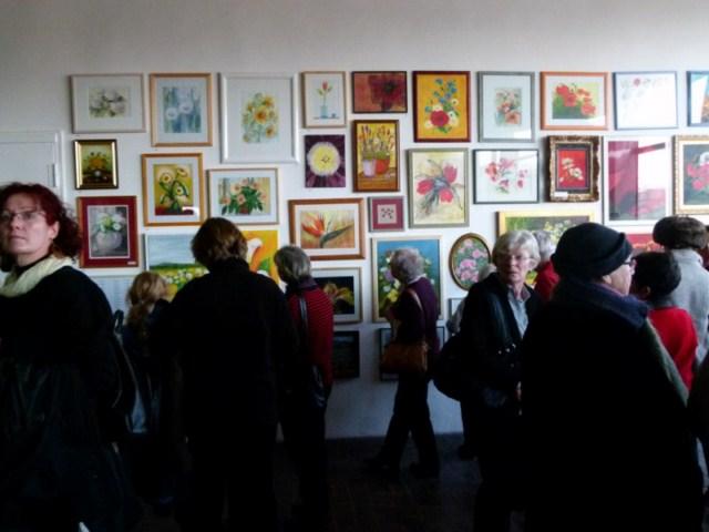 ROSTOCK KREATIV 2011 - Ausstellung der Rostocker Hobbykünstler (4/6)