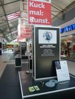 Ralf Töpfer – Miniaturen aus Zinn auf dem Kunstsommer 2013 im Ostsee Park Rostock (c) FRank Koebsch