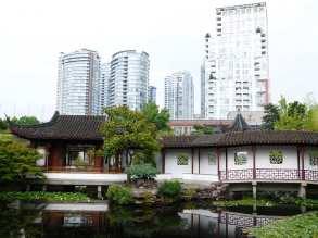Vancouver - der Chinesiche Garten eine Idylle in der City (c) FRank Koebsch (7)