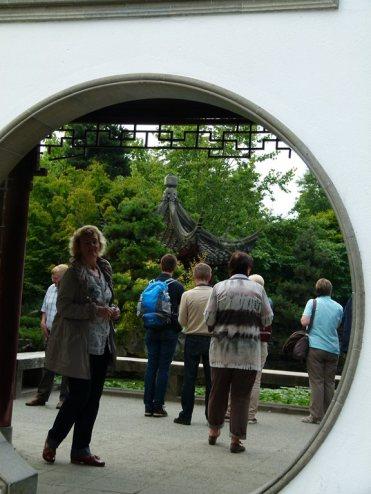 Vancouver - Eingang zum Chinesichen Kultur Center (c) FRank Koebsch (2)