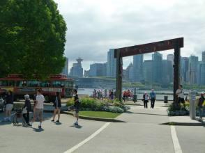 Vancouver - Totel Poles im Stanley Park (c) FRank Koebsch (4)