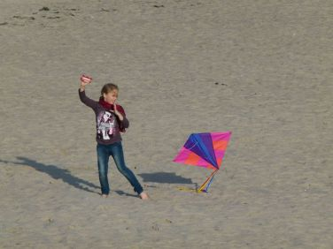 Drachen steigen lassen am Kühlungsborner Strand (c) Frank Koebsch (1)