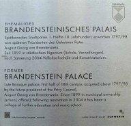 Das KIZ Schwerin ist das ehemaliges Brnadensteinisches Palais