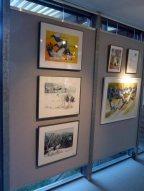 Die Ausstellung Faszination Kraniche im Biosphärenreservat Schaalsee (c) Frank Koebsch (3)