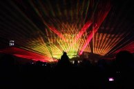 Lasershow während der Rostocker Lichtwoche (c) Frank Koebsch (4)