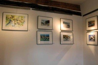 Einblicke in unsere Ausstellung im Krummen Haus Bützow (c) Frank Koebsch (2)