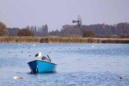 Boote auf dem Bodden vor Middelhagen (c) Frank Koebsch