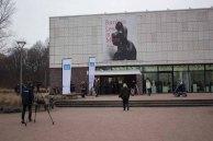 Kunsthalle Rostock am Tage der Eröffnung von Rostock kreativ 2016