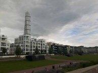 Wohngebiet am Öresund - Barometergatan - VÄSTRA HAMNEN in Malmö (c) Frank Koebsch (2)