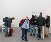 Vorbereitungen auf das Freie Malen beim Plein Air Festival in Kühlungsborn (c) FRank Koebsch (2)