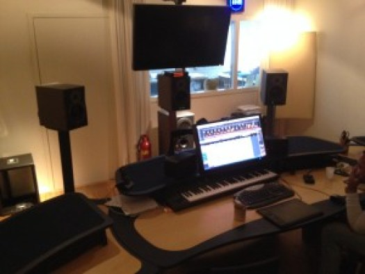 2014 okt Kuitenbrouwers studio