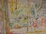 """Untitled"" Landscape $100"