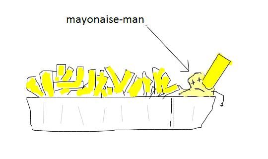mayonaise-man