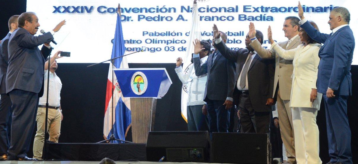 Tras su convención,ahora el PRD en Valverde y el país debe abrirse.Audio