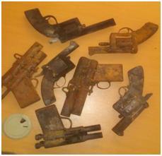 JaibónPuebloNuevo.com -Armas de Fuego, viviendas, autoridades y necesarias acciones…Editorial -Audio-Video