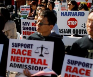 Saturday April 20, 2019 Public Policy from a Constitutional Viewpoint – Race & Affirmative Action