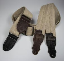 Hemp 60'' Adjustable 4-Fold with Leather Ends