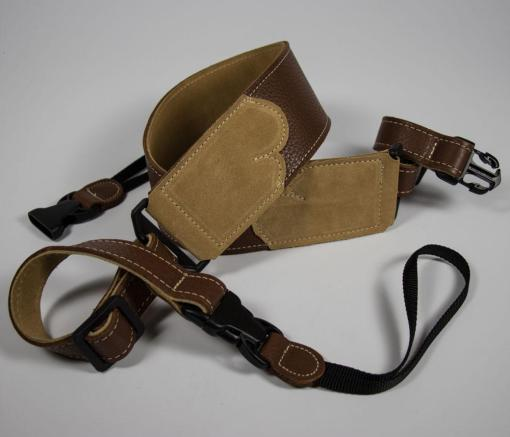 Banjo Strap - Glove Leather - Quick Release