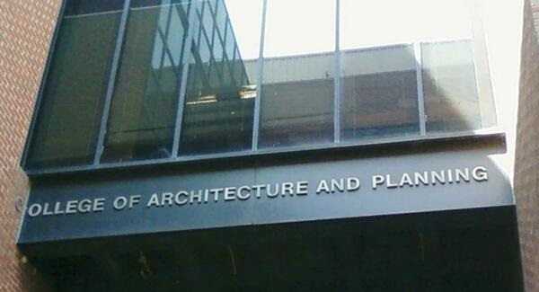 The Final Word On The College Of Architecture And Planning