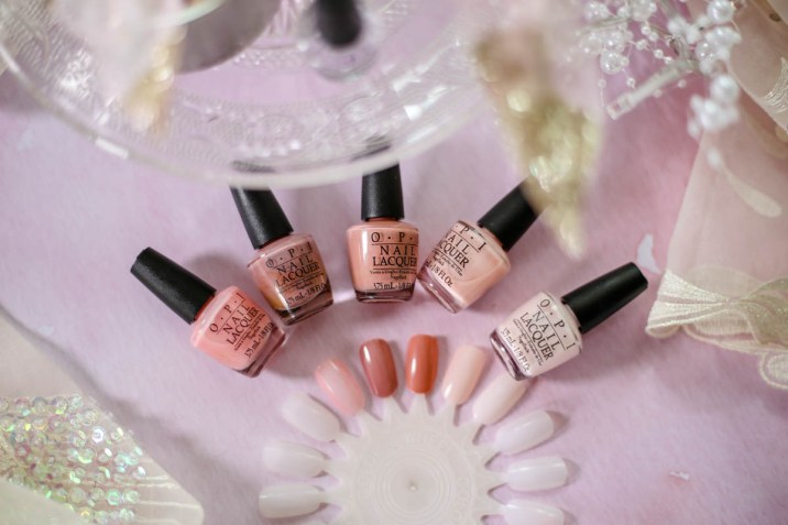 Spring Beauty | My Top Picks for Embracing Softer Hues this Spring feat Swatches of OPI GO Nudes set