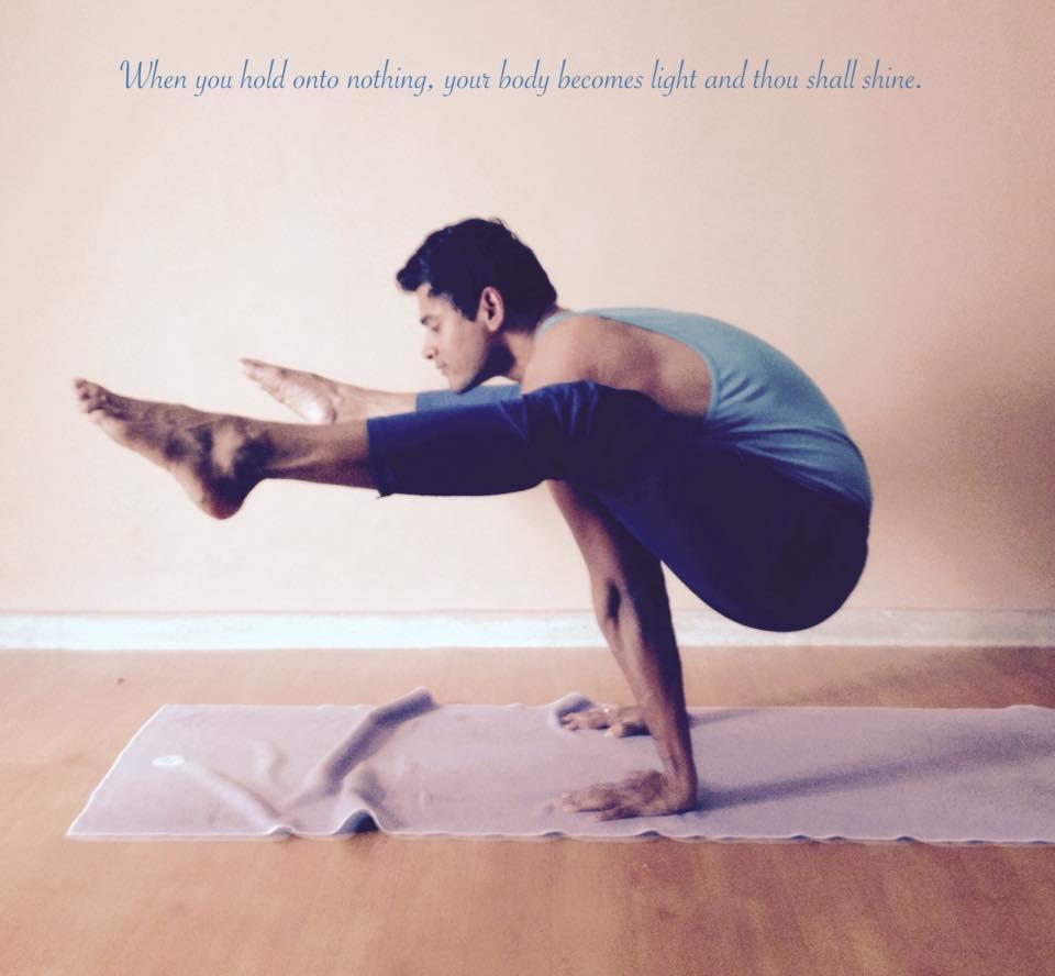 Yoga Asana 8