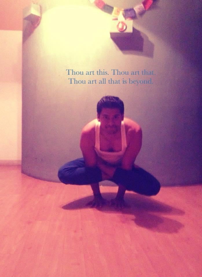 Yoga Asana 9