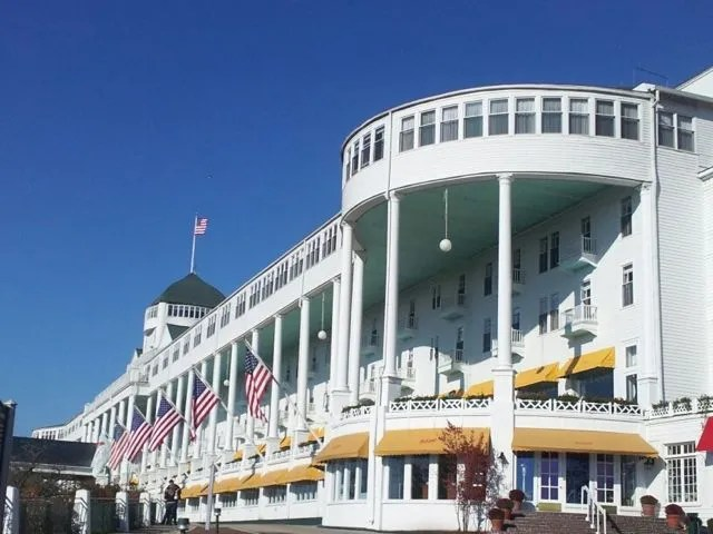 The Grand Hotel, Mackinac Island [Photo Courtesy Danny O'Rourke]