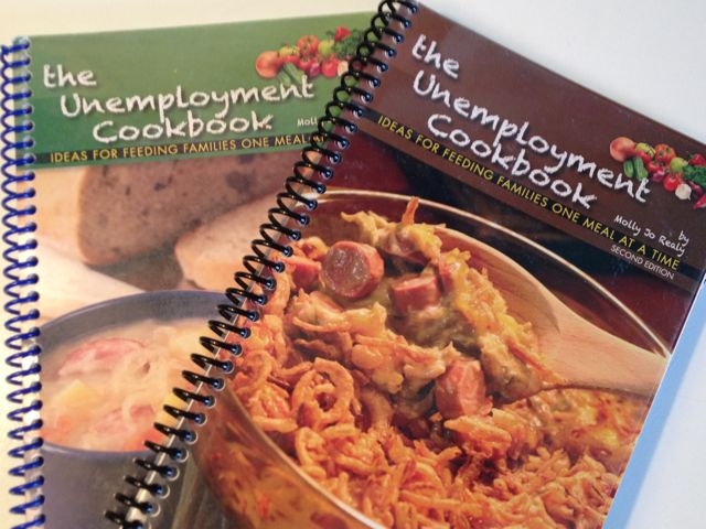 The Unemployment Cookbook, First and Second Editions