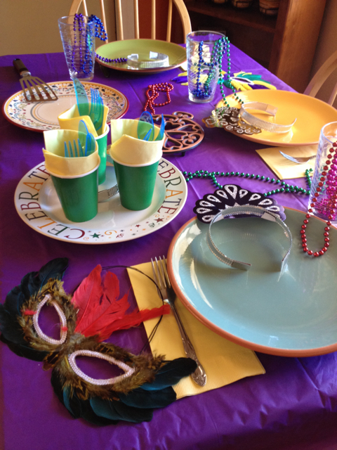 Mardi Gras at Bedford Manor