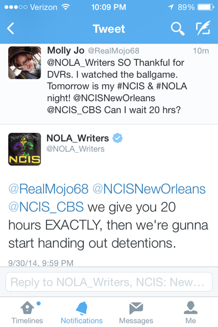 NOLA_Writers. I want this job.