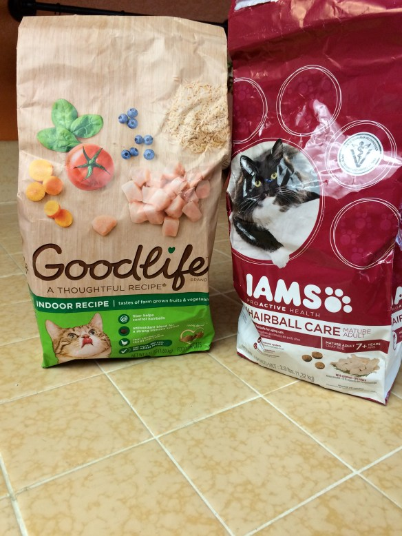 Good Life vs. Four-Letter Word Food