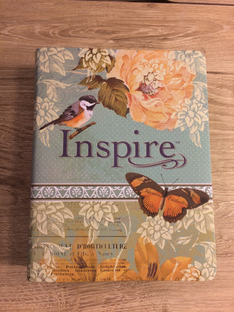 Faith Is . . . Inspire: Creative Journaling Bible