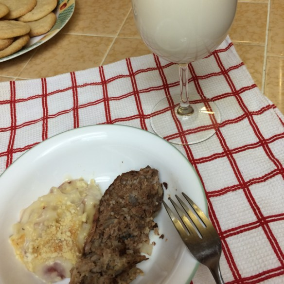 Ready for Dinner: Anna's Meatloaf