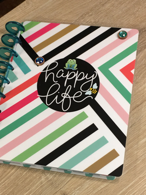 Happy Planner: Conference Style - MoJo Front Cover