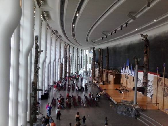 William Kendall, Photoblogger: The Great Hall, Canadian Museum of History
