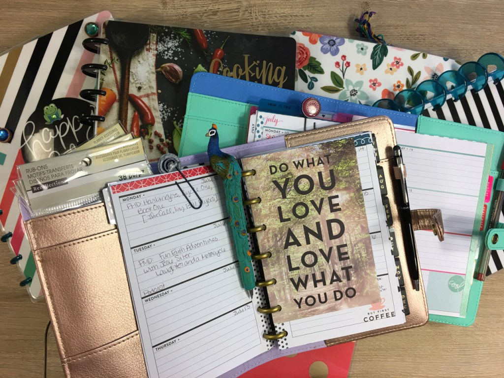 Frankly, My Dear . . . : MoJo's Happy Planners
