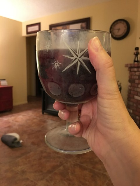 Frankly, My Dear . . . Berry Infused Water