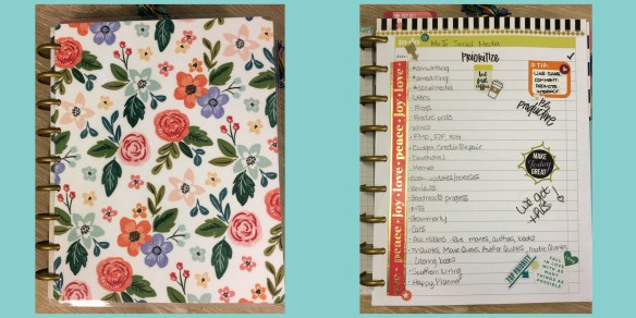 Frankly, My Dear . . . : MoJo's First Planner