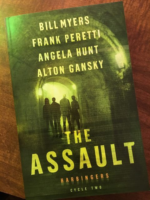 The Assault: Harbingers, Cycle Two