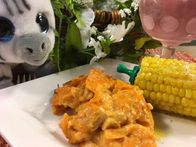The Unemployment Cookbook: Potato Chip Casserole